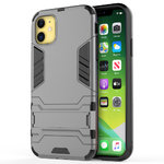 Slim Armour Tough Shockproof Case for Apple iPhone 11 - Grey